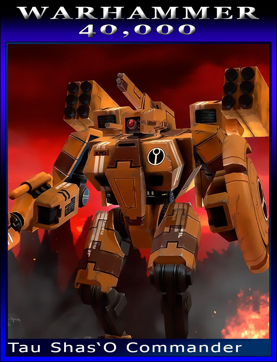 volk-Tau-Commander