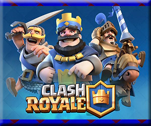 ABC-GAMERS meets SuperCell Clash Royale