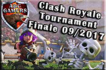 CR Tournament Finale 09/2017